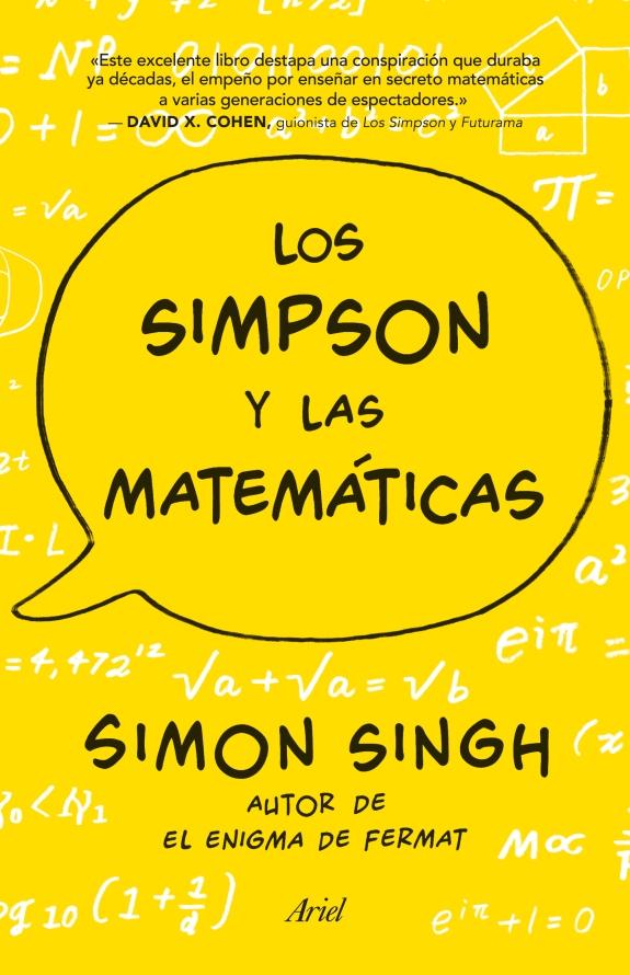 cubierta Simpson cartone
