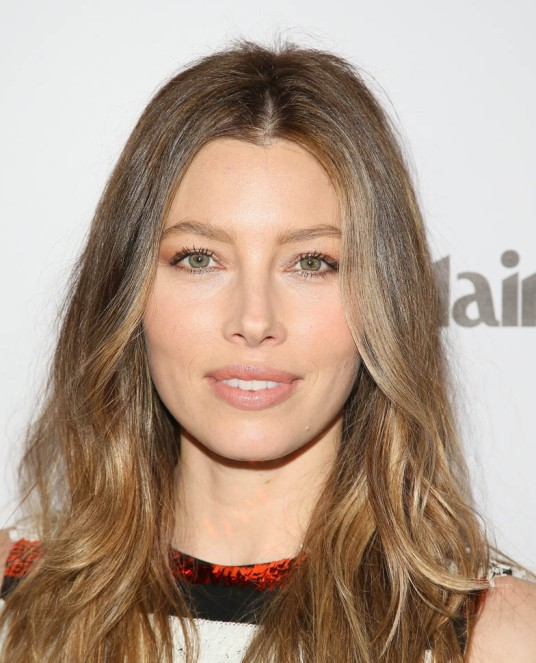 LOS ANGELES, CA - JANUARY 12: Actress Jessica Biel attends the inaugural Image Maker Awards hosted by Marie Claire at Chateau Marmont on January 12, 2016 in Los Angeles, California. (Photo by JB Lacroix/WireImage)